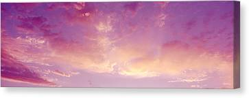 Usa, Arizona, Sunrise Canvas Print by Panoramic Images