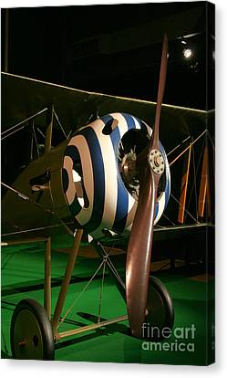 Usaf Museum Wwi Canvas Print by Tommy Anderson