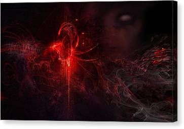 Utherworlds Tougredas Canvas Print by Philip Straub