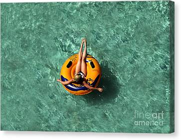 Vacation Canvas Print by David Lee Thompson