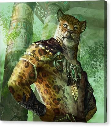 Vah Shir Royal Canvas Print by Ryan Barger