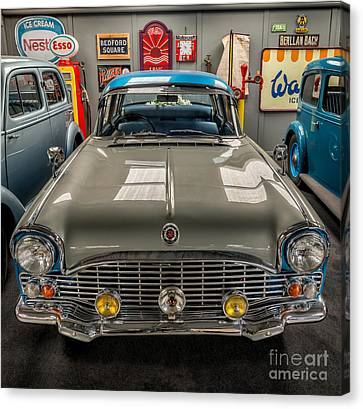 Vauxhall Cresta Pa Canvas Print by Adrian Evans