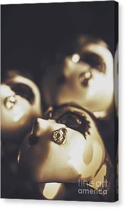 Venetian Masquerade Mask Rings Canvas Print by Jorgo Photography - Wall Art Gallery