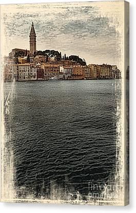 Venetian Old Town Canvas Print by Svetlana Sewell