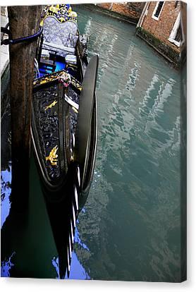 Venice-5 Canvas Print by Valeriy Mavlo