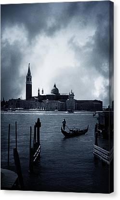 Venice Canvas Print by Cambion Art