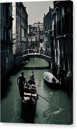 Venice II Canvas Print by Cambion Art