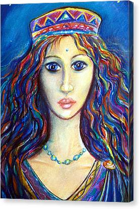 Venus Canvas Print by Tania Williams