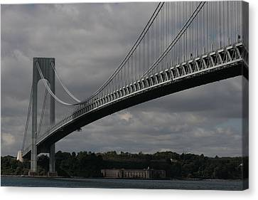 Verrazano Canvas Print by Christopher Kirby