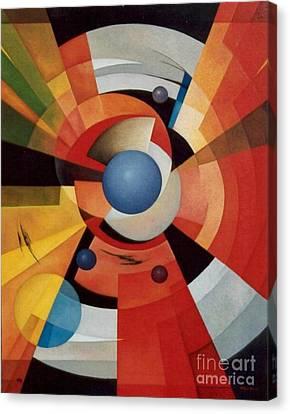 Vertigo Canvas Print by Alberto D-Assumpcao