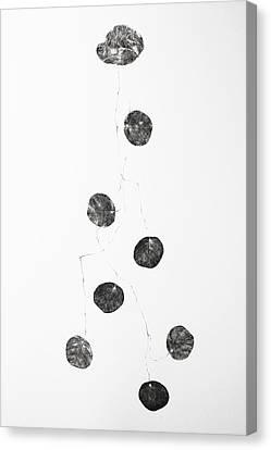 Vessel Canvas Print by Bella Larsson