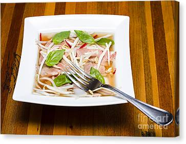 Vietnamese Pho Soup Canvas Print by Jorgo Photography - Wall Art Gallery