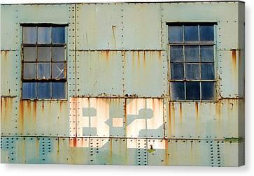 View B-2 Canvas Print by Ben Freeman
