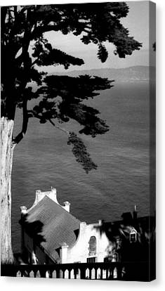 View From Alcatraz Canvas Print by Todd Fox