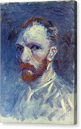 Vincent Van Gogh Canvas Print by Granger