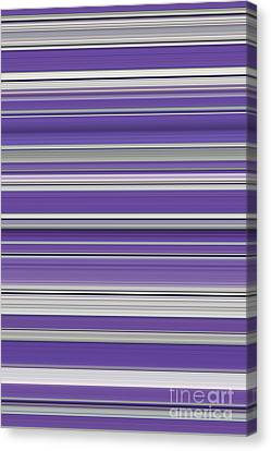 Violet Canvas Print by Tim Gainey