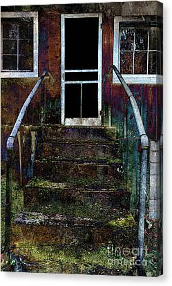 Vision Gets The Dream Started Canvas Print by Michael Eingle