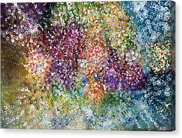 Visionary Painting Canvas Print by Don  Wright