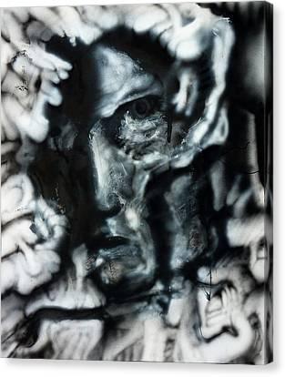 Void Canvas Print by David H Frantz