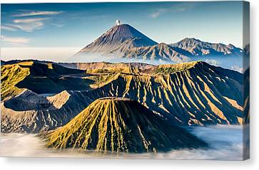 Volcano Galore Canvas Print by Philipp Weindich