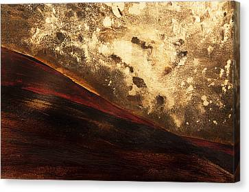 Volcano Sunrise Canvas Print by Tara Thelen - Printscapes
