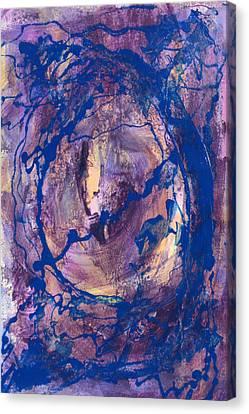 Vortex Canvas Print by Mordecai Colodner
