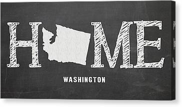 Wa Home Canvas Print by Nancy Ingersoll