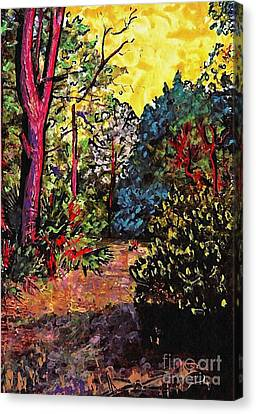 Wadmalaw Island Canvas Print by Sarah Loft