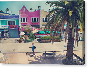 Waitin' For Victorio Canvas Print by Laurie Search