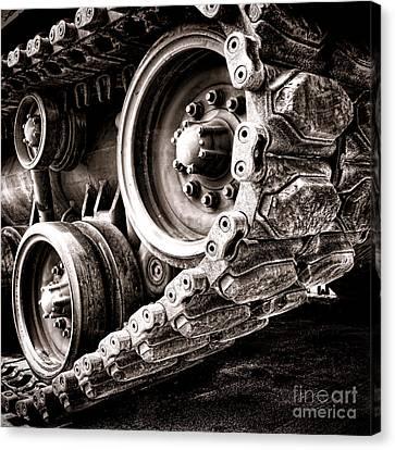 War Machine Canvas Print by Olivier Le Queinec