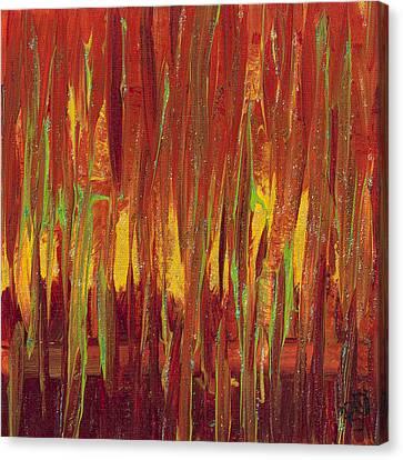 Warm Tones Canvas Print by Patty Vicknair
