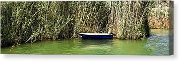 Water Scene Pano Canvas Print by Svetlana Sewell