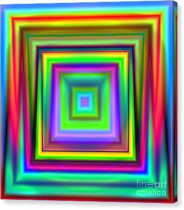 Wave 009 Canvas Print by Rolf Bertram