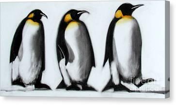 We Three Kings Canvas Print by Paul Powis