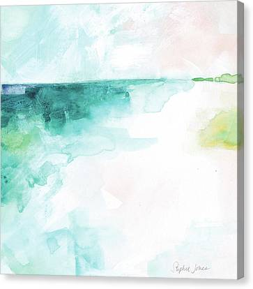 What Day Is It? Canvas Print by Stephie Jones
