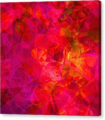 What The Heart Wants Canvas Print by Wendy J St Christopher