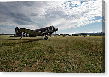 Whiskey Seven Canvas Print by Peter Chilelli