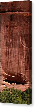 White House Ruin Canyon De Chelly Canvas Print by Panoramic Images