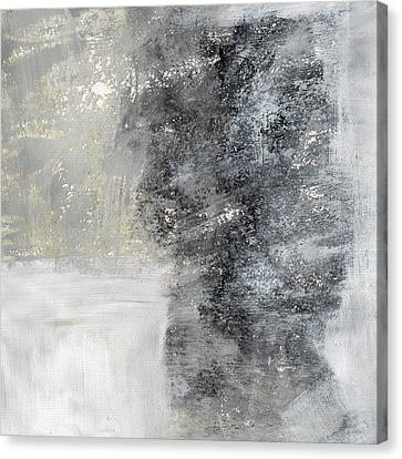 Wind In My Sails- Abstract Art Canvas Print by Linda Woods