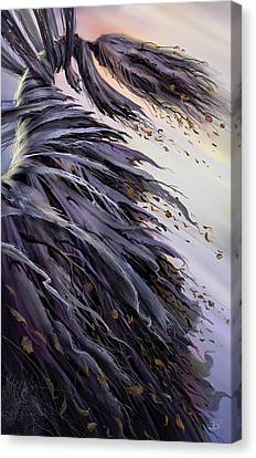 Winds Of Change Canvas Print by Philip Straub