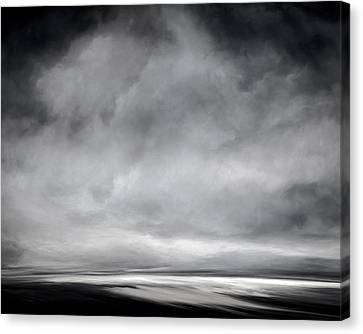 Without Color Canvas Print by Lonnie Christopher