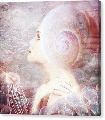 Wonder Canvas Print by Jacky Gerritsen