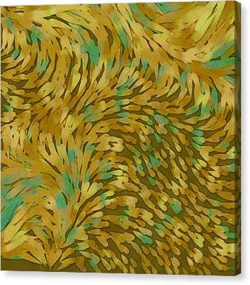 Woodland Canvas Print by Susan Maxwell Schmidt
