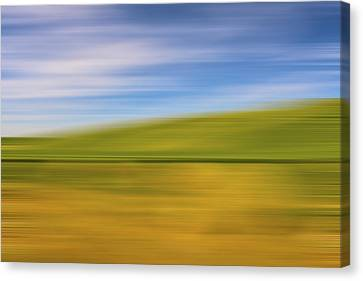 Work Collected X Canvas Print by Jon Glaser