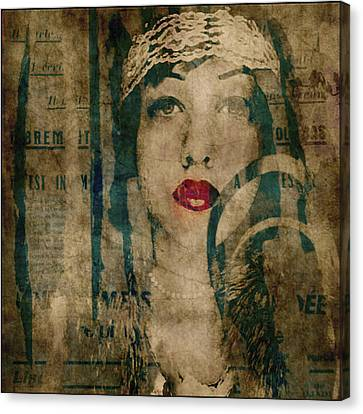 World Without Love  Canvas Print by Paul Lovering