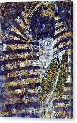 Worship A Canvas Print by Valeriy Mavlo