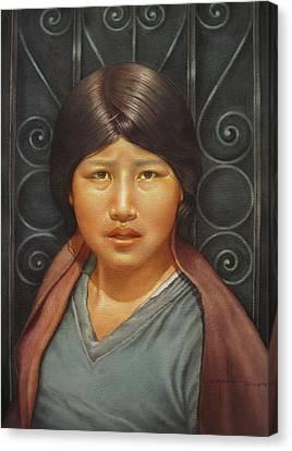 Ws1979bo002potosi Miriana 14x20 Canvas Print by Alfredo Da Silva