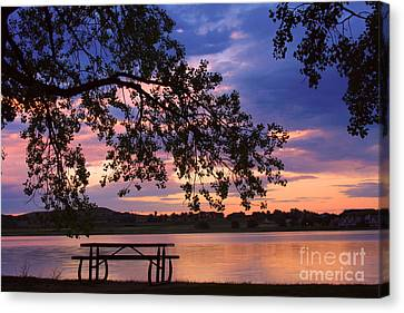 Your Table Is Ready Canvas Print by James BO  Insogna