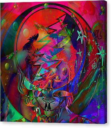 Ziggy  Canvas Print by Kevin Caudill