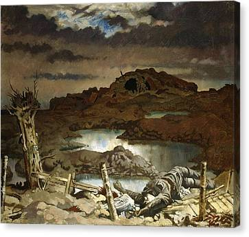 Zonnebeke  Canvas Print by William